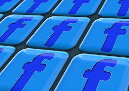 facebook keyboard with all fb logos to boost facebook engagement